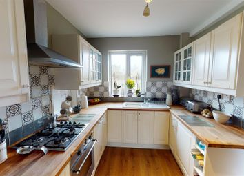 Thumbnail 3 bed semi-detached house for sale in Hayes Road, Sully, Penarth