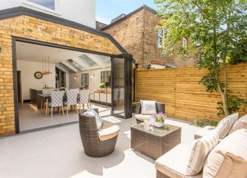 Balfern Grove, London W4. 4 bed terraced house