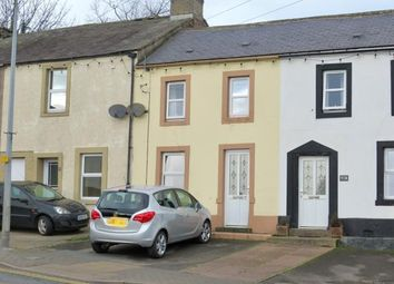 Thumbnail 3 bed terraced house for sale in King Street, Aspatria, Wigton