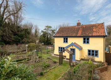 Thumbnail 3 bed cottage for sale in Upper Street, Gissing, Diss