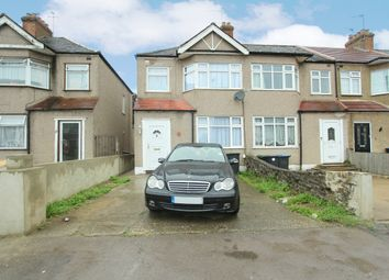 Thumbnail 1 bed end terrace house for sale in Newbury Avenue, Enfield