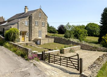 Thumbnail 4 bed detached house for sale in Lower North Wraxall, Wiltshire