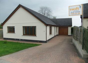 Thumbnail 3 bed bungalow to rent in Dol Y Dderwen, Llangain, Carmarthenshire