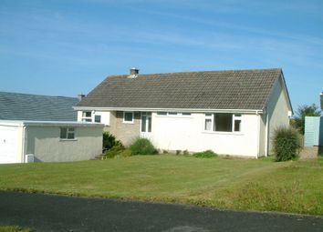 Thumbnail 3 bed bungalow to rent in Penygraig, Aberystwyth