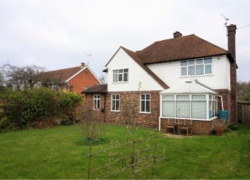 Thumbnail 4 bed detached house for sale in New Hythe Lane, Aylesford