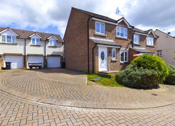 Thumbnail 3 bed semi-detached house for sale in Faller Fields, Lydney, Gloucestershire