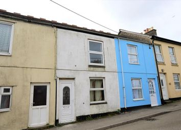 Thumbnail 3 bed terraced house for sale in Church Road, Treswithian, Camborne, Cornwall