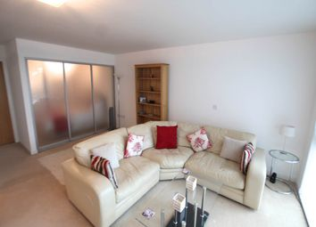 Thumbnail 1 bedroom flat to rent in River Crescent, Waterside Way, Nottingham