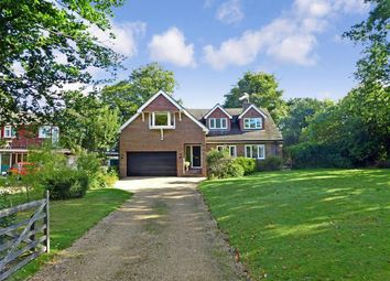 Thumbnail 5 bed detached house for sale in London Road, Crowborough, East Sussex