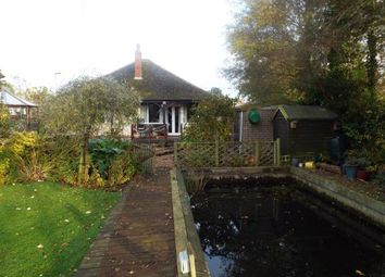 Thumbnail 4 bedroom bungalow for sale in Hoveton, Norwich, Norfolk