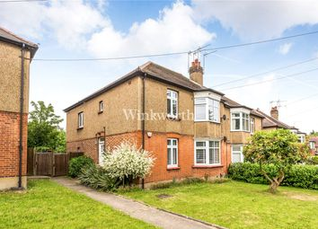 Thumbnail 2 bed flat for sale in Berry Close, London