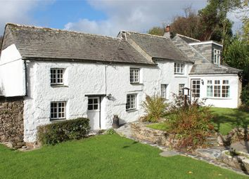 Thumbnail 4 bed detached house to rent in Lanhainsworth, St. Columb
