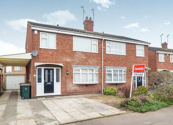 Thumbnail 3 bed semi-detached house for sale in Coombe Park Road, Binley, Coventry