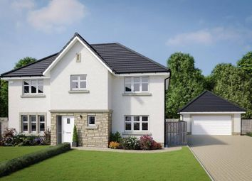 "Thumbnail 4 bedroom detached house for sale in ""The Elliot"" at West Road, Haddington"