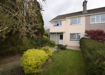 Thumbnail 3 bed semi-detached house for sale in Carnock Road, Manadon, Plymouth
