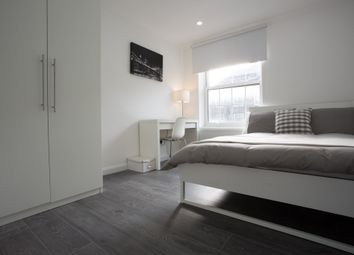 Thumbnail 4 bed flat to rent in Kennington Park Road, London