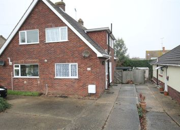 Thumbnail 2 bed semi-detached house to rent in Walton Road, Walton On The Naze