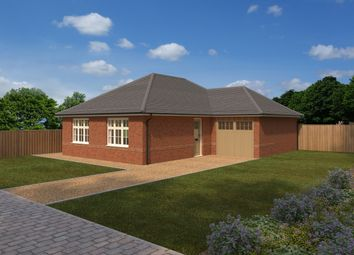 Thumbnail 2 bedroom bungalow for sale in The Maples, Ermine Street, Buntingford