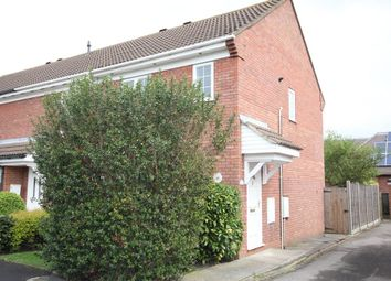 Thumbnail 3 bedroom end terrace house to rent in Morland Way, St. Ives, Huntingdon
