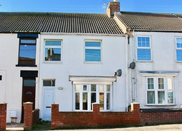Thumbnail 3 bed terraced house for sale in 36 Station Road West, Trimdon Station, County Durham