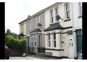 Thumbnail 3 bed terraced house to rent in Plymouth, Plymouth
