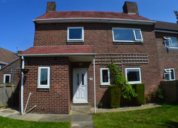 Thumbnail 3 bed semi-detached house to rent in Tarset Drive, Prudhoe