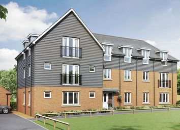 "Thumbnail 2 bedroom flat for sale in ""Allington House - Ground Floor 2 Bed"" at Allington Lane, Fair Oak, Eastleigh"
