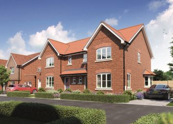 Thumbnail 3 bed semi-detached house for sale in St Francis Close, Aylesbury Road, Tring