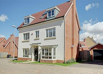 Thumbnail 5 bed detached house for sale in 1 Chapmans Close, Little Canfield, Dunmow, Essex