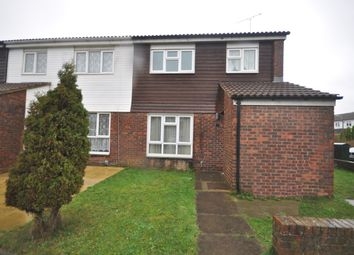 Thumbnail 3 bed end terrace house to rent in Byrd Road, Crawley