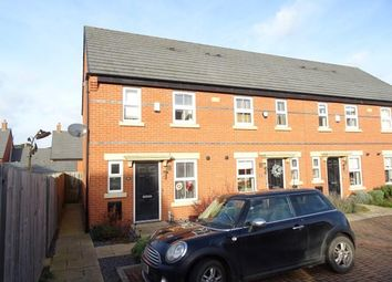 Thumbnail 2 bed town house for sale in Merttens Drive, Rothley, Leicester