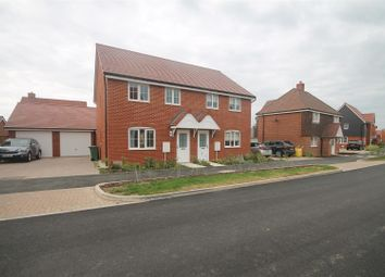 Thumbnail 3 bed semi-detached house to rent in Carriage Road, Broughton, Aylesbury