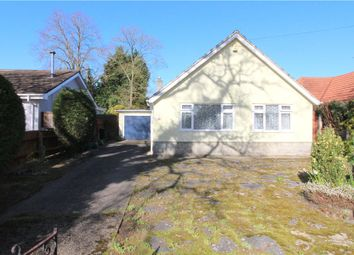 Thumbnail 3 bed detached bungalow for sale in West Parley, Ferndown, Dorset