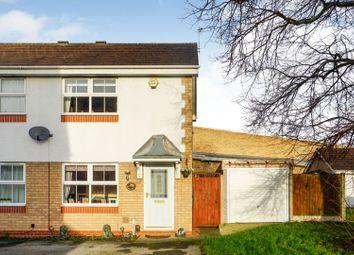 Thumbnail 2 bed semi-detached house for sale in Sawmand Close, Long Eaton, Nottingham