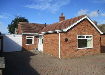 Thumbnail 3 bed bungalow to rent in Ellwood Avenue, Stanground, Peterborough