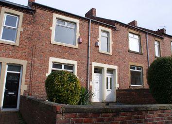 Thumbnail 3 bed flat to rent in Axwell Terrace, Swalwell, Tyne & Wear
