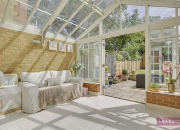 Thumbnail 4 bed town house for sale in Tresilian Avenue, Winchmore Hill, London