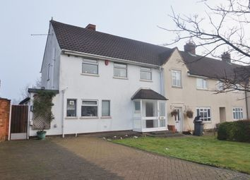 Thumbnail 3 bed end terrace house for sale in Horsfall Road, Sutton Coldfield