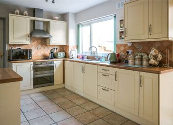 Thumbnail 3 bed detached house for sale in Newstead Avenue, Leicester
