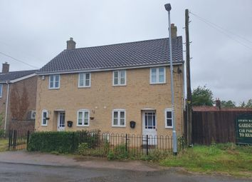 Thumbnail 2 bed end terrace house to rent in Back Street, Lakenheath