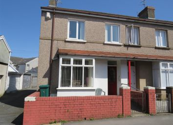 Thumbnail 3 bed end terrace house for sale in Upper William Street, Llanelli