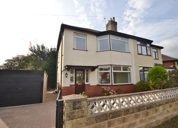 Thumbnail 3 bedroom semi-detached house to rent in Dominion Avenue, Chapel Allerton, Leeds
