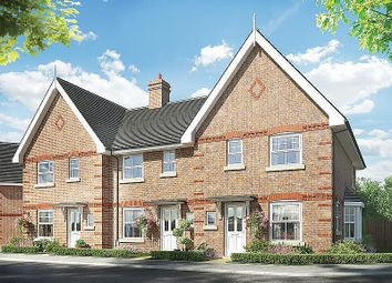 Thumbnail 3 bed terraced house for sale in Cutbush Lane, Shinfield