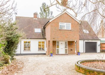 Thumbnail 4 bed detached house for sale in Chilbolton, Stockbridge, Hampshire