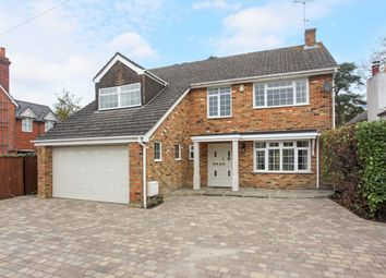 Thumbnail 4 bed detached house to rent in Lovel Road, Winkfield, Windsor