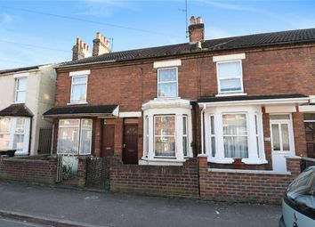 Thumbnail 3 bedroom terraced house for sale in College Road, Bedford
