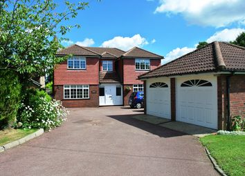 Thumbnail 5 bed detached house for sale in Kingsingfield Road, West Kingsdown