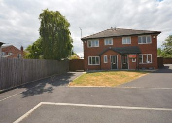 Thumbnail 3 bed semi-detached house to rent in Russet Close, Crewe