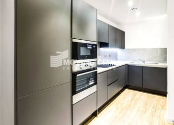 Thumbnail 1 bed flat to rent in Lyall House, Shipbuilding Way, London