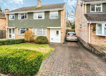 Thumbnail 3 bed semi-detached house for sale in Beaulieu Close, Southampton, Hampshire